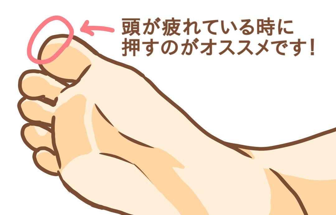 神奈川 巻き爪 足つぼ